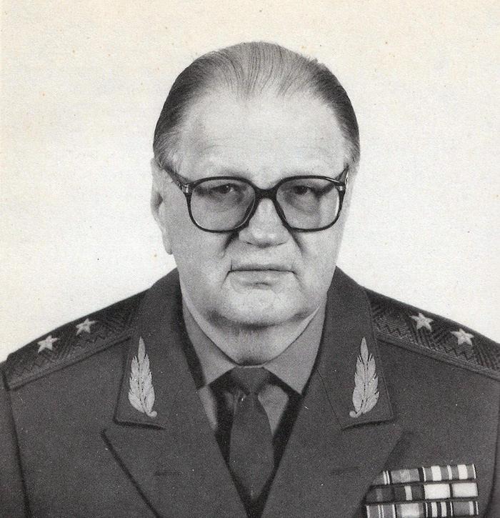 Генерал-лейтенант Вадим Кирпиченко.