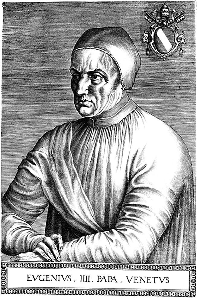 Папа Евгений IV.