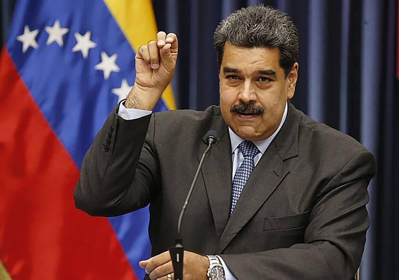 Первое, что необходимо сделать Мадуро, - это выиграть время.