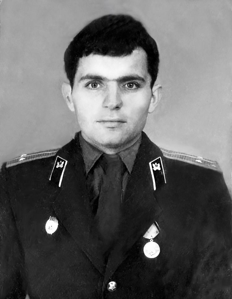 Лейтенант Кошман Н.П.