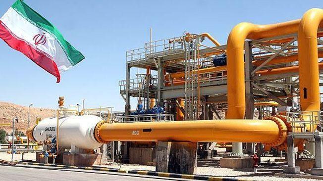 Иран торгует на мировом рынке только нефтью.