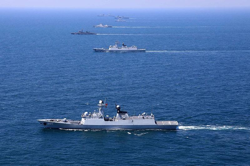 Китайские ВМС способны блокировать доступ из Тихого океана в Индийский.