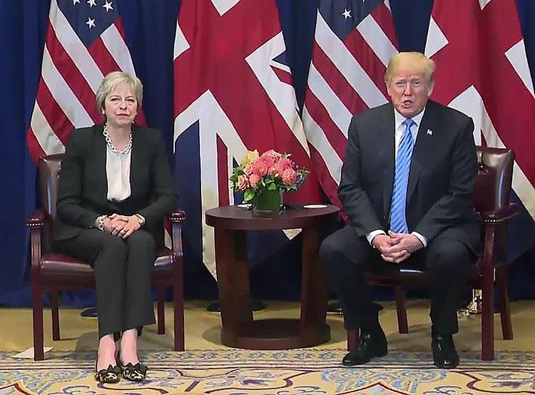 Американцы «разденут» Великобританию до трусов.