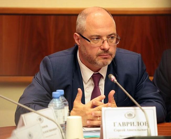 Президент Генеральной Ассамблеи МАП Гаврилов С.А.