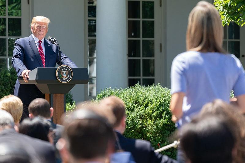 Трамп не готов отказаться от идеи американского доминирования.
