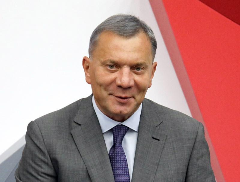 Юрий Борисов, заместитель председателя правительства Российской Федерации.