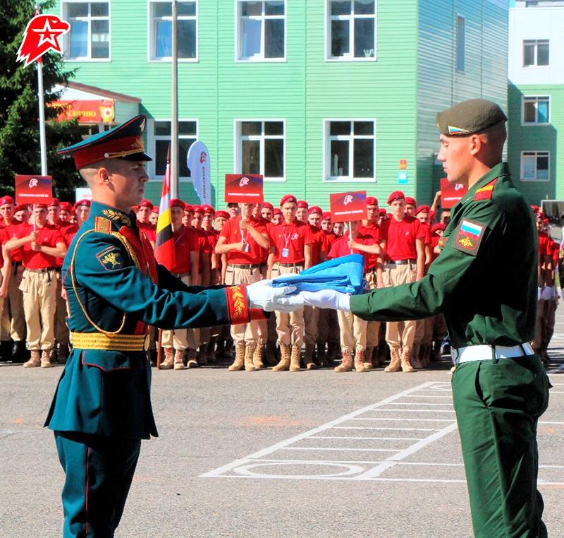 На полигоне Алабино стартовал финал военно-спортивной игры «Победа».
