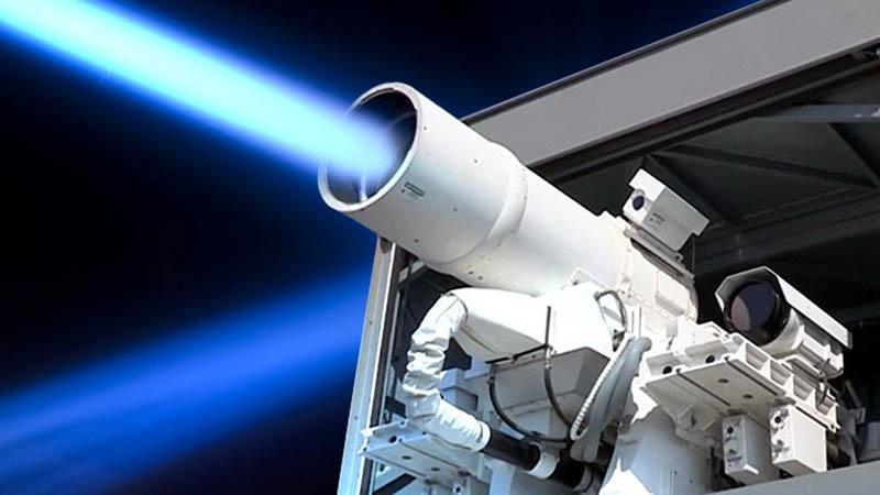 Основной недостаток лазера - это сильное поглощение оптического излучения в атмосфере.