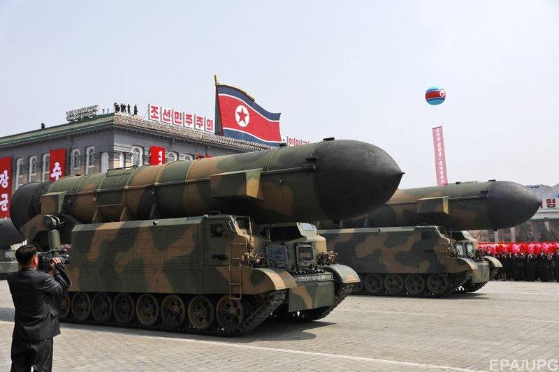 Пхеньян способен доставить несколько ядерных зарядов на территорию США.