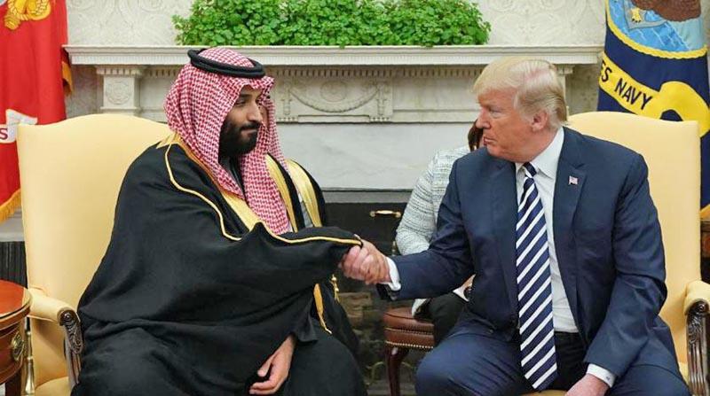 Королевство Саудовская Аравия дружит с Вашингтоном, поэтому аравийская нефть - «экологически чистая».