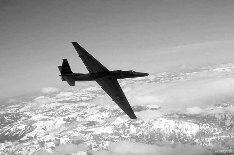 Самолёт-шпион U-2.