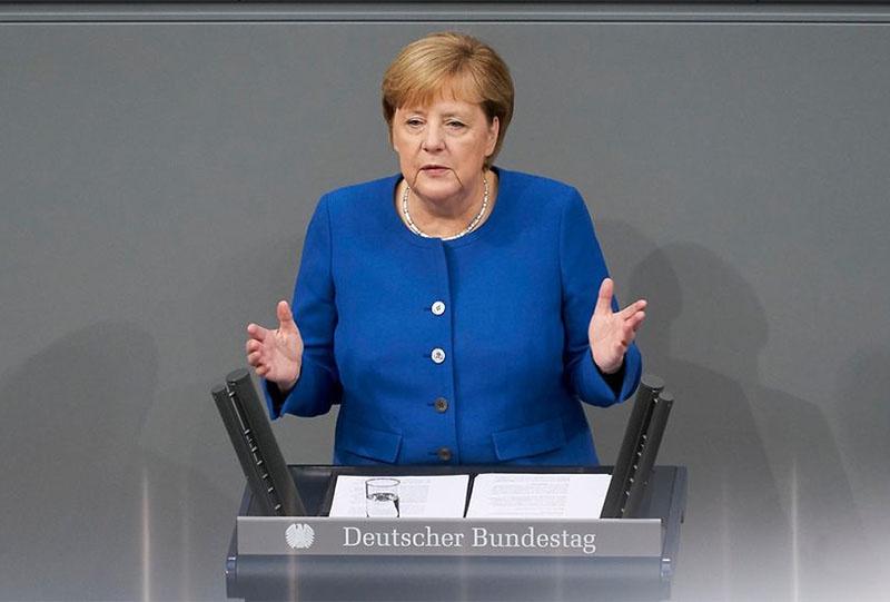 Эпоха евроатлантизма с германским лицом уйдет вместе с Ангелой Меркель.
