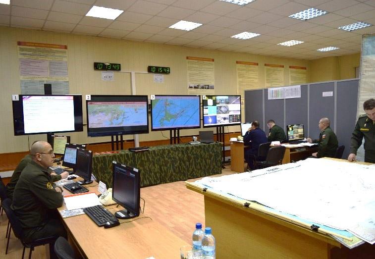Групповые упражнения для подготовки офицеров органов управления или штабных коллективов небольшого масштаба.