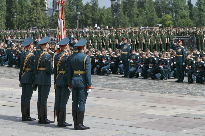 С 1994 года Военный университет в своём обновлённом составе выпустил более 18 тысяч офицеров!