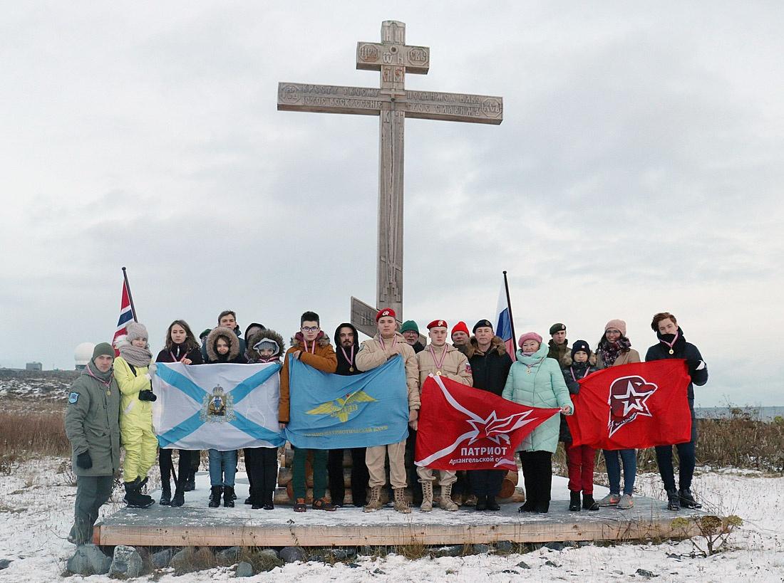 Экспедицию в Норвегию ребята запомнят на всю жизнь.