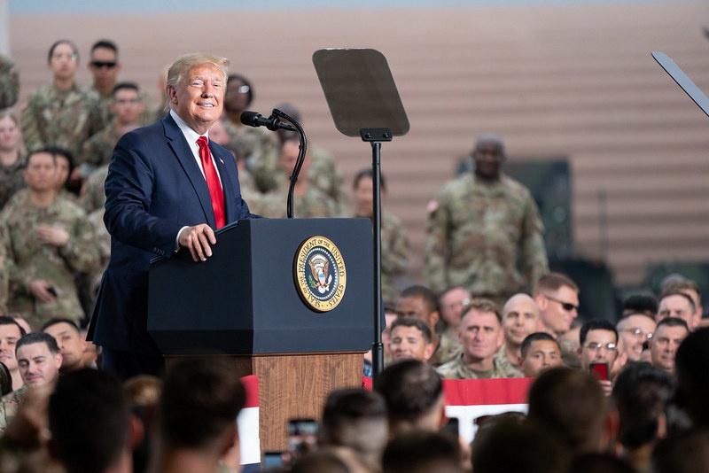 Базовые подходы к проблемам глобальной безопасности Дональд Трамп смог сформулировать только в начале 2020 года.