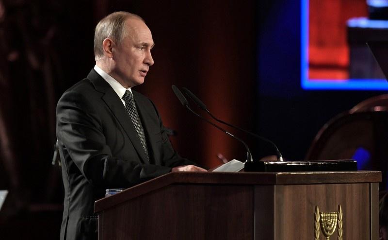 Президент Путин 23 января 2020 года предложил странам - постоянным членам Совета Безопасности ООН выработать основы будущего мирового порядка.