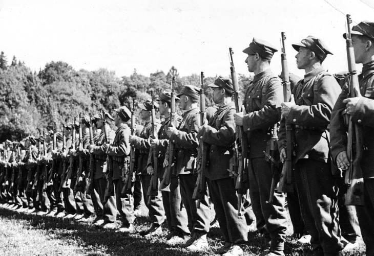 Украинцы западных областей воевали в 1939 году именно как граждане Польши.