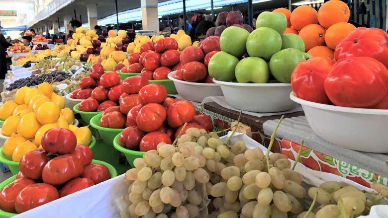 Круглогодичная продукция сельского хозяйства Узбекистана может составить конкуренцию соседям.