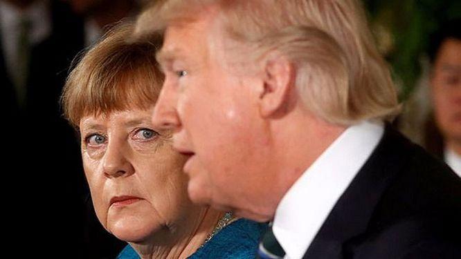 Американское противодействие проекту вызывает в Берлине неприкрытое раздражение.