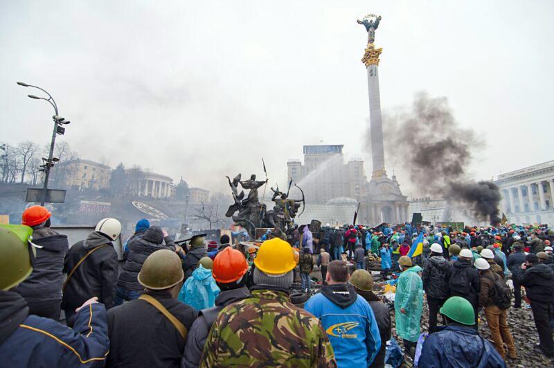 В 2014 году Польша сыграла одну из ведущих ролей в организации и победе украинского майдана.