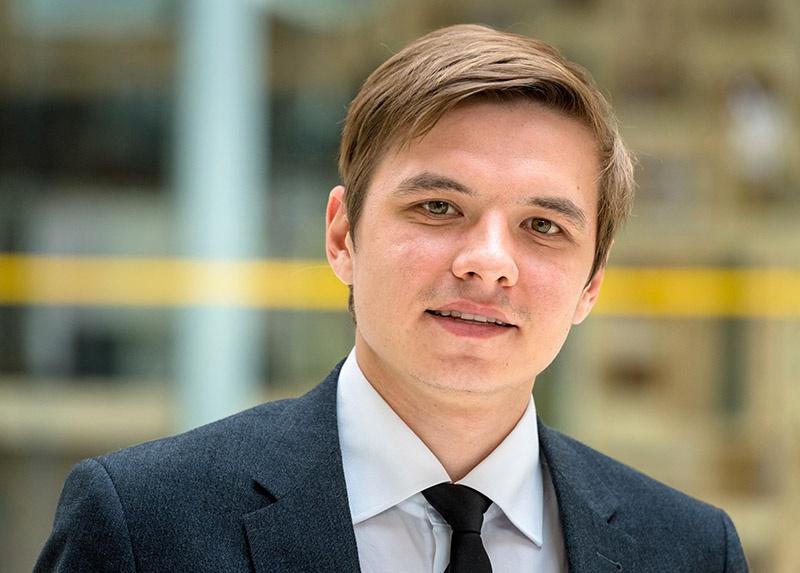 Сооснователь и директор по развитию PROMOBOT Олег Кивокурцев.
