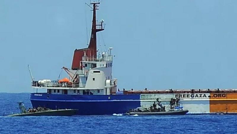 В 2010 году Израиль перехватил турецкое судно «Mavi Marmara» из «Флотилии мира», направлявшееся с сомнительным грузом в сектор Газа.